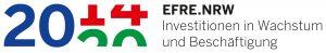 EFRE NRW Logo
