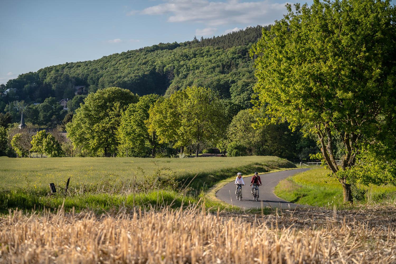 RurUfer-Radweg - Erlebnisregion Nationalpark Eifel