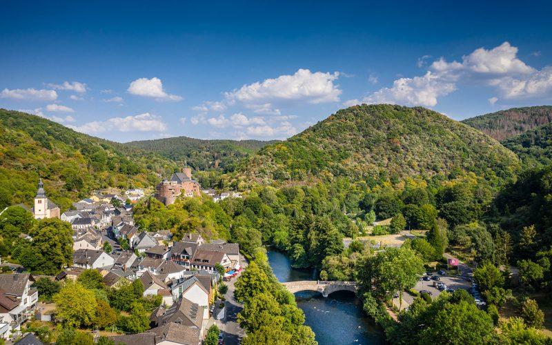 RurUfer-Radweg Heimbach