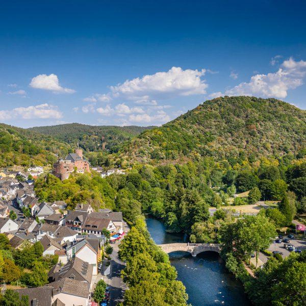 RurUfer-Radweg (Heimbach)