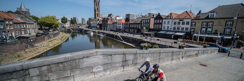 RurUfer-Radweg Roermond