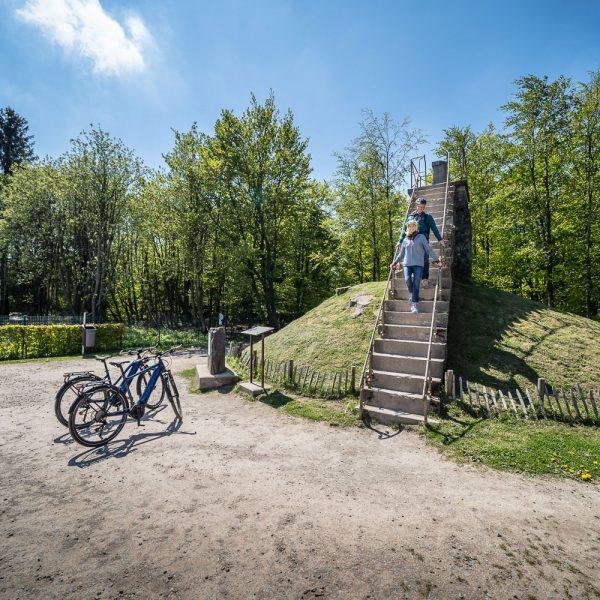 RurUfer-Radweg Hohes Venn