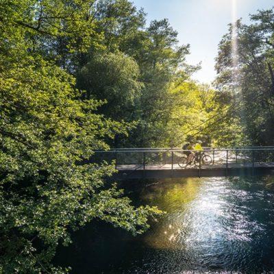 RurUfer-Radweg Nationalpark Eifel