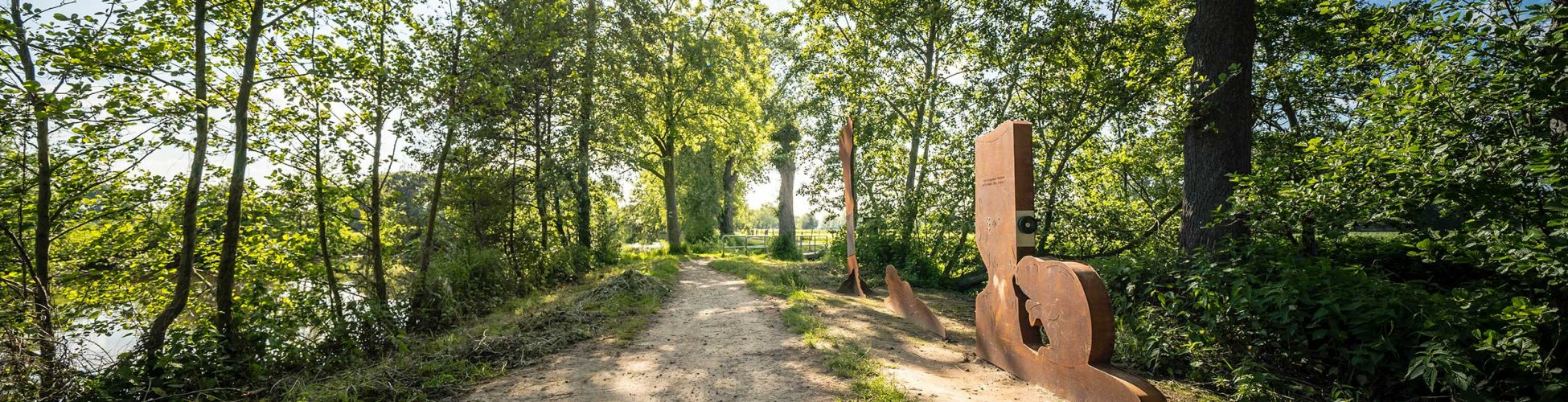 RurUfer-Radweg Rast- und Erlebnisstation Heinsberger Land